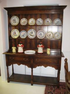 Oak Welsh Dresser    SOLD