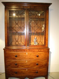 18th C Bookcase SOLD
