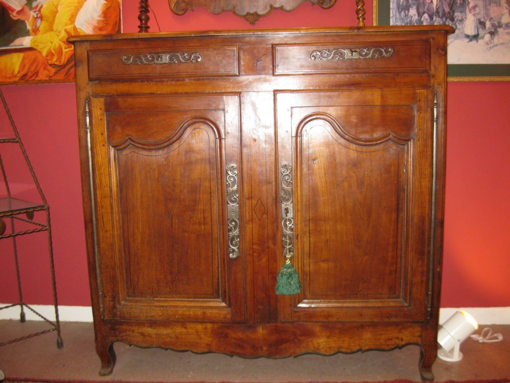 Louis XV Style French Buffet    SOLD