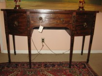 Early 19th C Hepplewhite Sideboard  SOLD