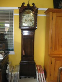 19th C Tall Clock