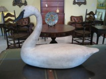 Swan Decoy    SOLD