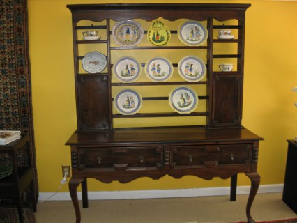Mid 19th C Welsh Cupboard