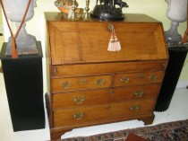18th C Slant Front Desk SOLD