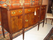 18th C American Federal Sideboard