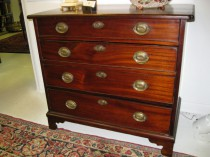 18th C Chest of Drawers