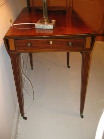 18th C Pembroke Table