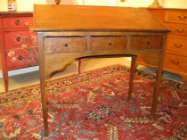 Mid 19th c Schoolmaster's Desk