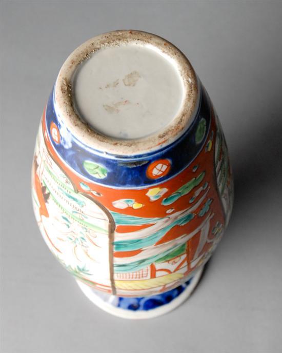 19th C Imari Vase