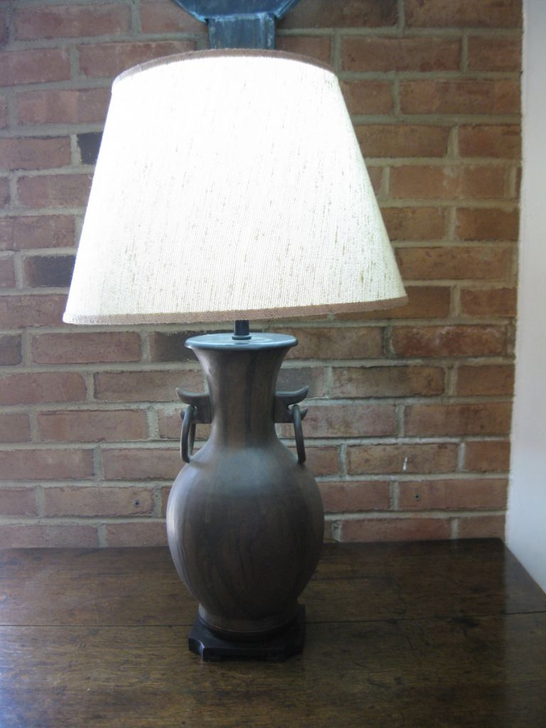 Maitland Smith Pottery Lamp