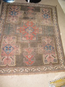 Antique Persian Gashgai  3.1 x 4.2