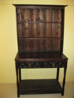 19th c Welsh Dresser