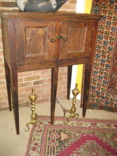 18th c North Carolina Cabinet     SOLD