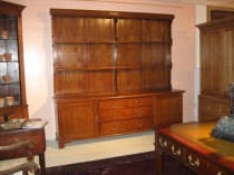Late 19th c Oak Welsh Dresser