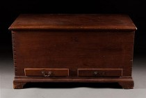 18th c American Blanket Chest SOLD
