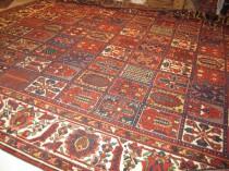 Antique Persian Baktieri  12.7 x 15.4