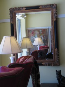 Classical-Style Wall Mirror   SOLD