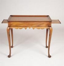 Mahogany Kittinger Tea Table