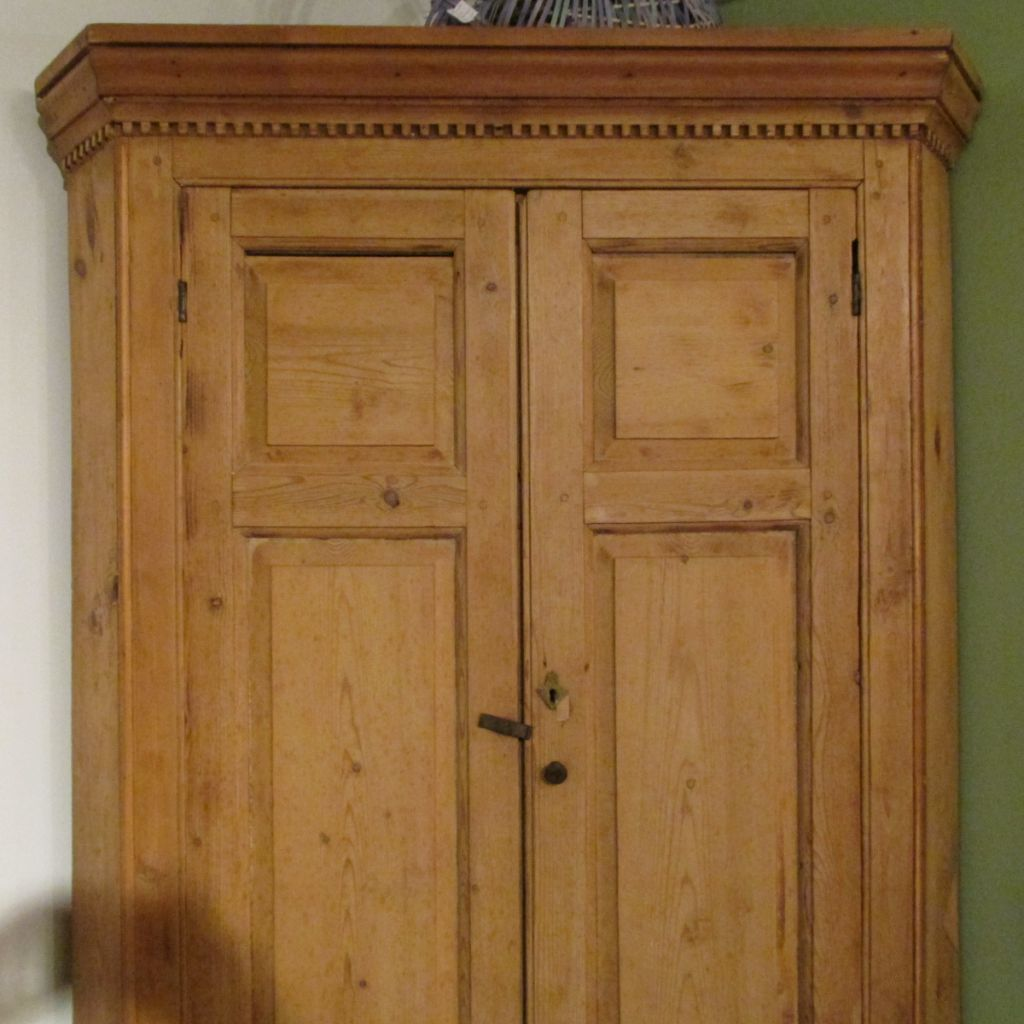 19th c english pine corner cupboard sold pine corner cabinet