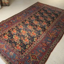 19th c Persian Bidjar   4.6 x 7.3