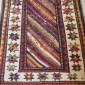 19th c Caucasian Gendje 2.10 x 5.1 SOLD