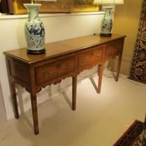 Walnut Sideboard by Baker Furniture Co   SOLD