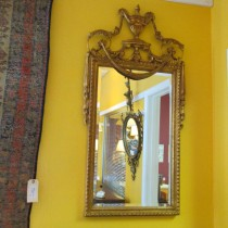 Federal-Style Giltwood Mirror SOLD