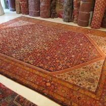 Antique Persian Ferehan 8.10 x 11.10 SOLD