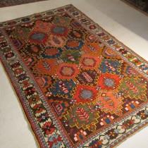 Antique Persian Baktieri  4.4 x 6.7