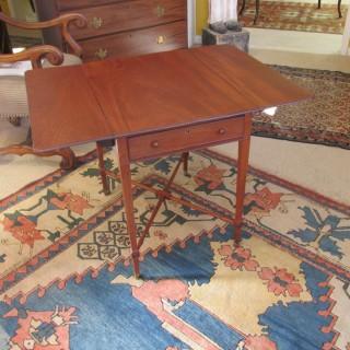 19th c Mahogany Pembroke Table