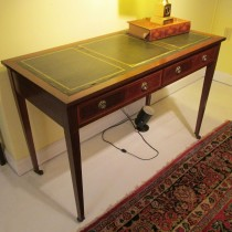 19th c English Writing desk