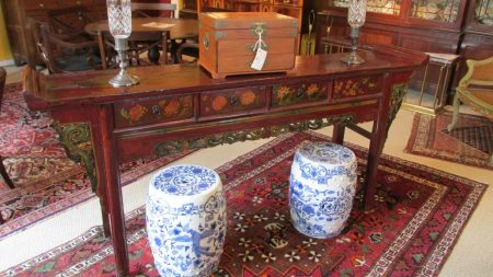 19th c Chinese Alter Table SOLD