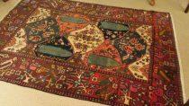 Antique Persian Baktieri  4.6 x 6.9