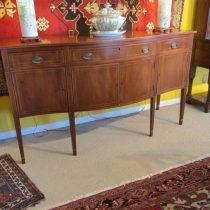 George III-Style Mahogany Sideboard