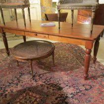 New England Pine Harvest Table SOLD
