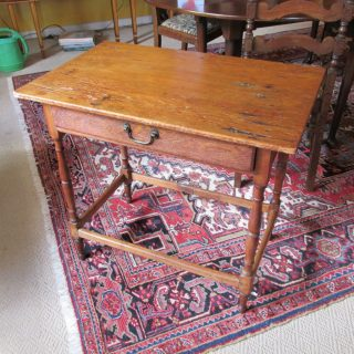 18th c New England Pine Tavern Table  SOLD