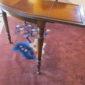 L 19th c Mahogany Hunt Table