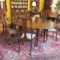 Set of Six 19th c Queen Anne Chairs SOLD