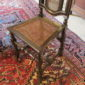 Set of 6 English Oak Dining Chairs  SOLD