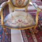 19th c Louis XVI Armchair
