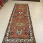 Antique Persian Serapi  2.10 x 8.9