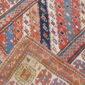 19th c Caucasian Gendje  3.3 x 9.2
