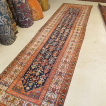 Antique Persian Ferahan  3.1 x 12.2