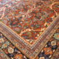 Antique Persian Mahal  11.2 x 14.2  SOLD