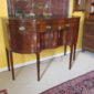 L 19th c Kittinger Federal Sideboard