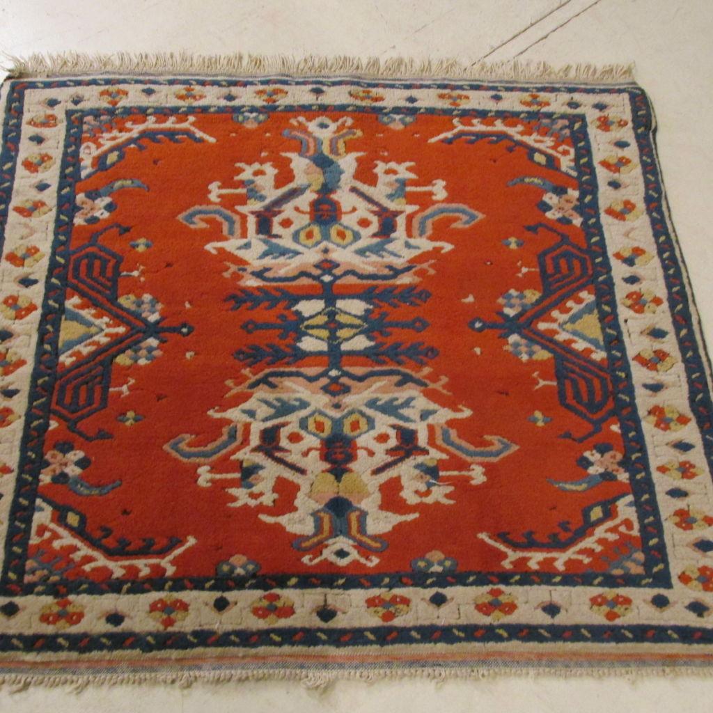 Semi Antique Turkish Kazak