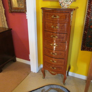 7 Drawer French Chest