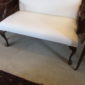 19th c Chippendale-Style Settee
