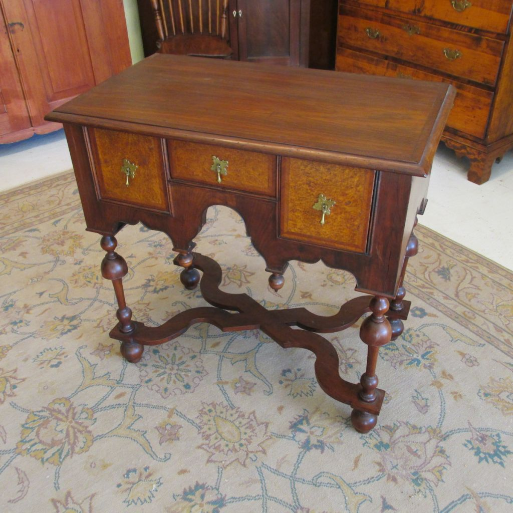 William and Mary Lowboy