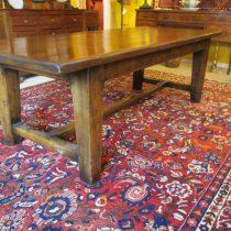 18th c Renaissance Refectory Table